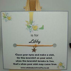 Daffodil initial wish