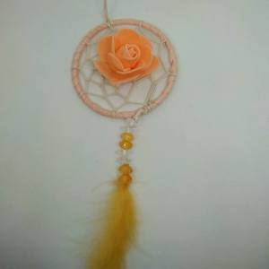 small flower dreamcatcher