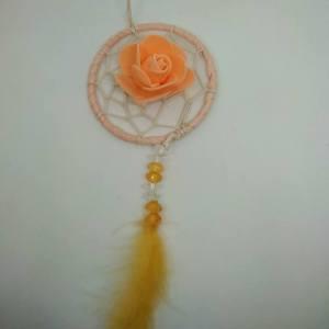 small flower dreamcatcher