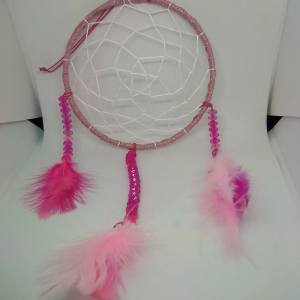pink dreamcatcher