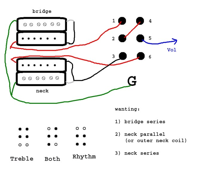 3 humbucker wiring diagram 3 image wiring diagram 3 humbucker wiring diagram wiring diagram on 3 humbucker wiring diagram