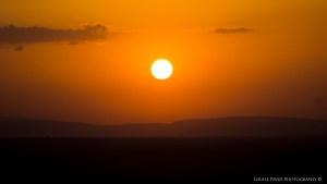 Sunrise over the Maasai Mara