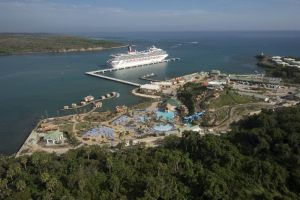 Amber Cover Carnival Cruise Puerto Plata