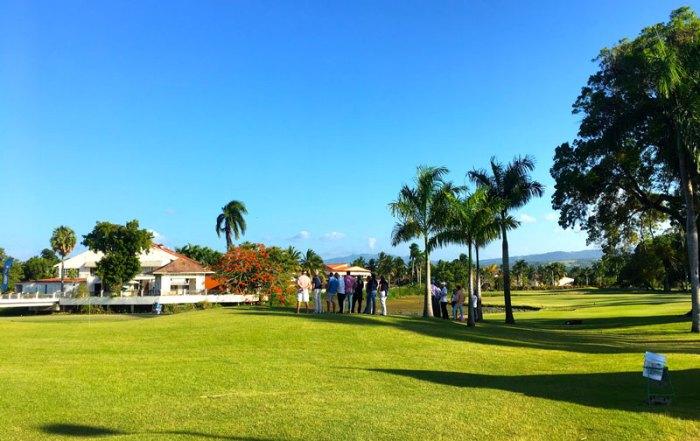 First PGA Latin America Tour in the Dominican Republic