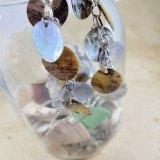 Mermaid Scale Earrings by Wilde Designs