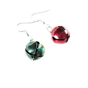 Jingle All The Way Earrings by Wilde Designs