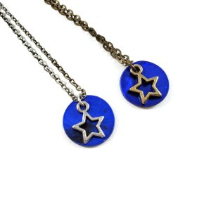 Delicate Star Necklaces by Wilde Designs