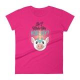 Horny Unicorn tshirt by Wilde Designs