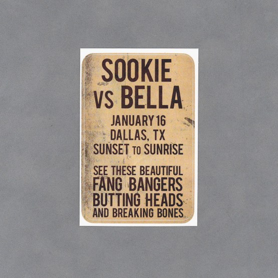 Bella Vs. Sookie sticker by Wilde Designs