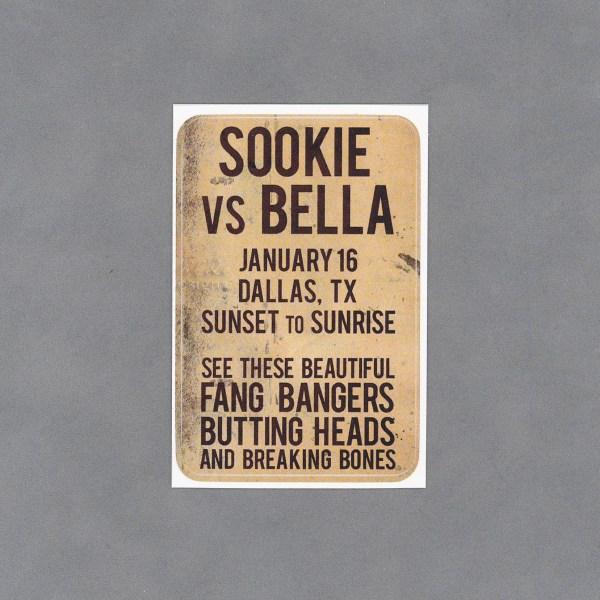 Bella Vs. Sookie sticker by Wilde Designs