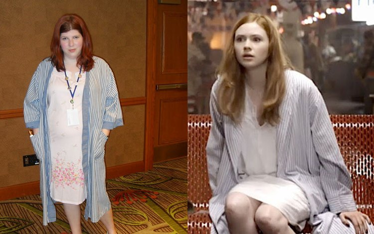 Amy Pond in The Beast Below Cosplay Tutorial by Wilde Designs