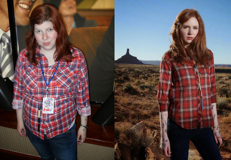 Amy Pond Impossible Astronaut Cosplay Tutorial by Wilde Designs