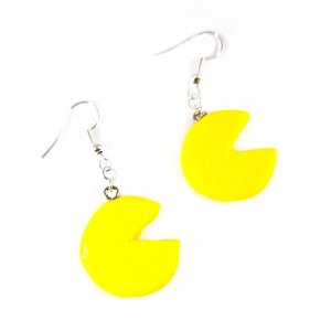 Retro Arcade Gamer Earrings by Wilde Designs