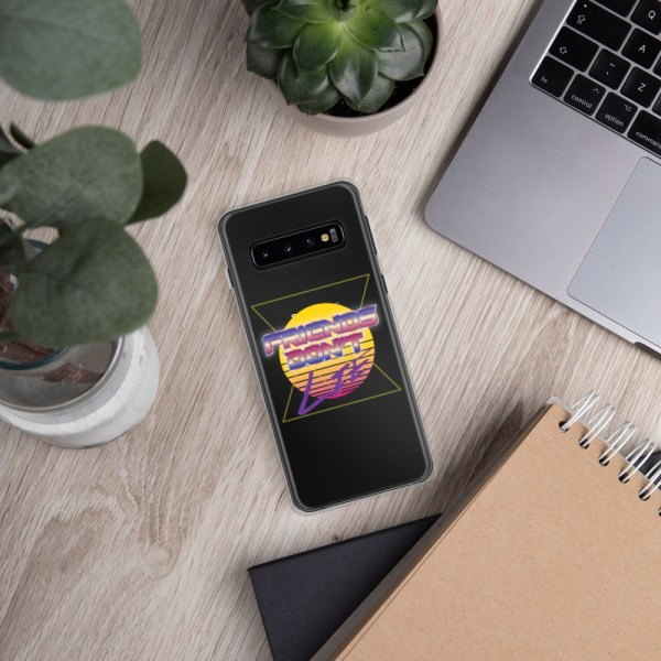 Friends Don't Lie Samsung Phone Case by Wilde Designs