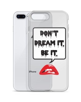 Don't Dream It IPhone Case by Wilde Designs