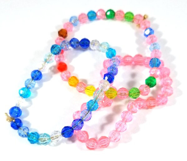 Candy Colors Stretch Bracelets by Wilde Designs