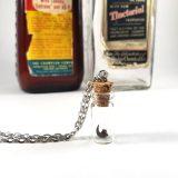 Arachnid Oddity Tarantula Fang Necklace by Wilde Designs