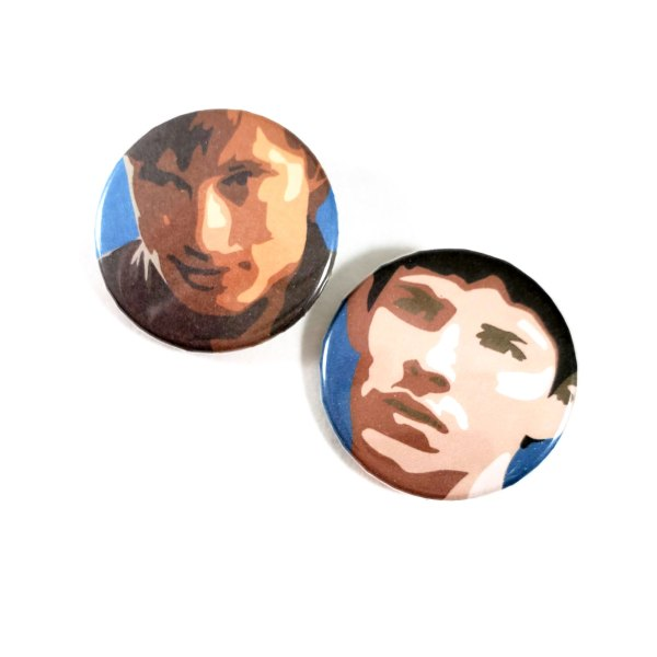 Merlin Button Set by Wilde Designs