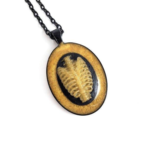 Bare Bones Ribcage Necklaces by Wilde Designs