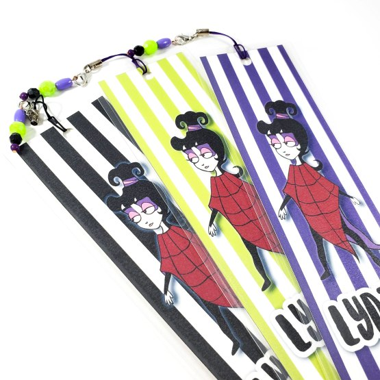 Lydia Bookmarks by Wilde Designs