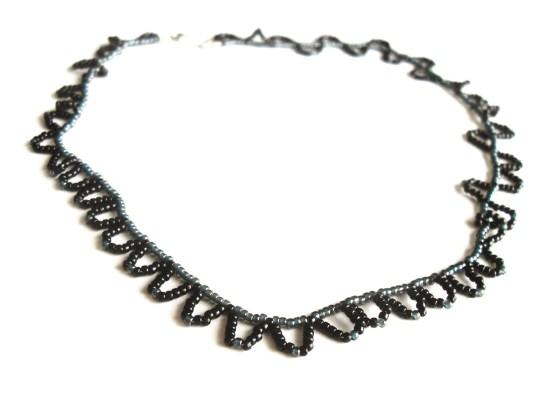 Emerald Dream Necklace by Wilde Designs