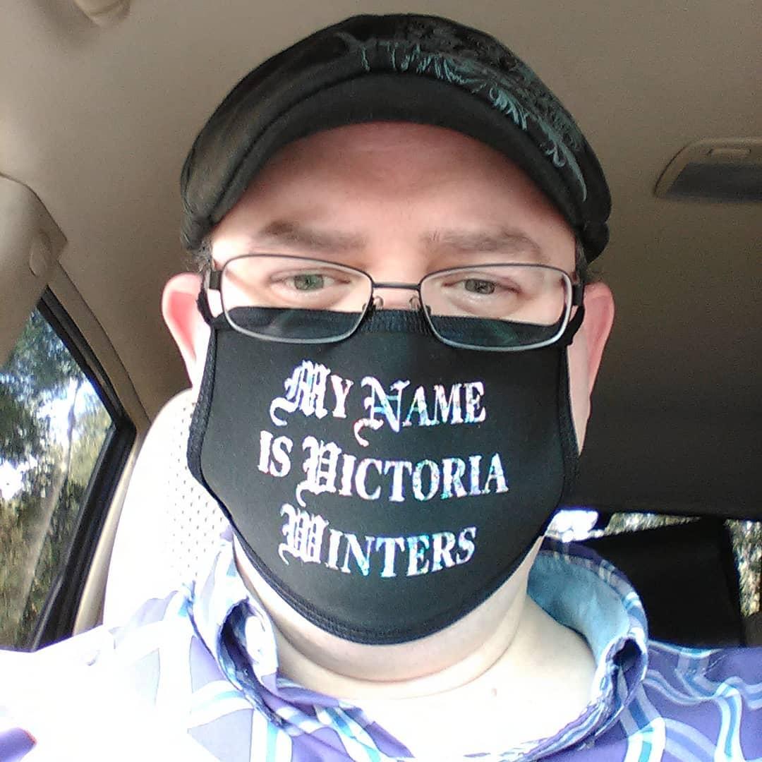 Victoria Winters Mask