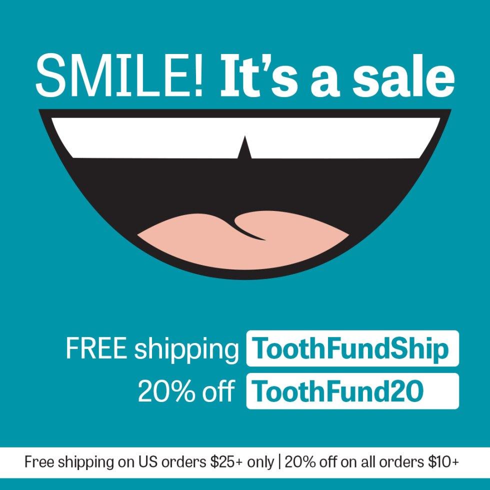 Smile! It's a Sale