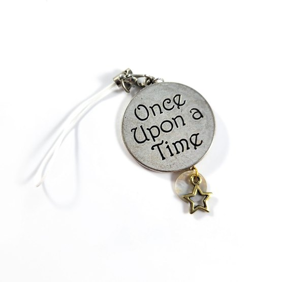 Once Upon a Time Double Sided Charm