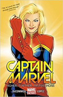 captain marvel vol 1