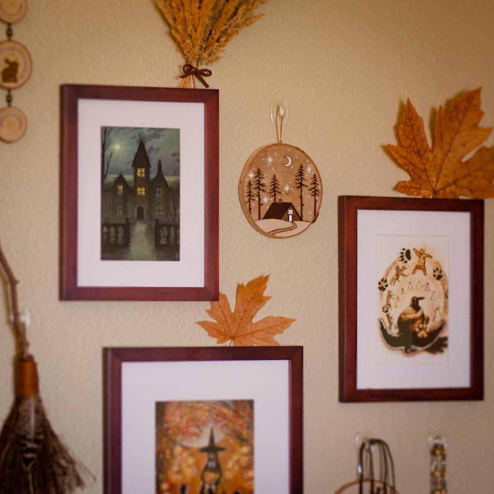 Wildera Atelier - Altar Wall Detail