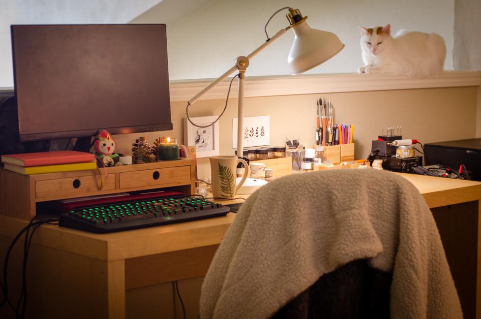 Wildera Atelier - Desk
