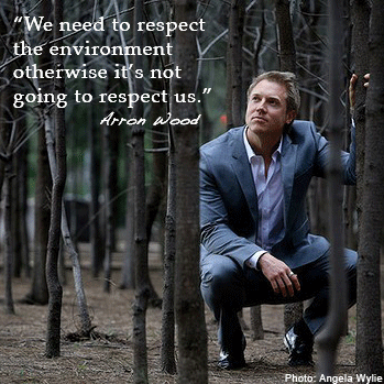 Arron Wood – Inspiring Our Next Environmental Leaders
