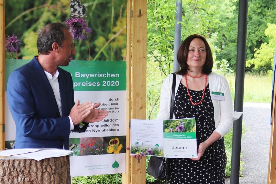 Bayerischer Biodiversitätspreis 2020