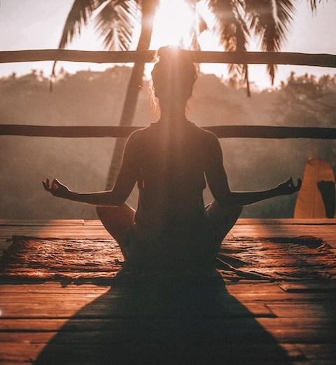 yoga poses idolatry