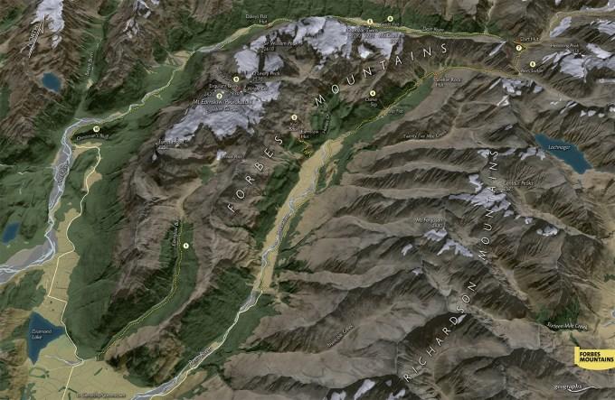 Forbes Mountains - Wilderness Magazine