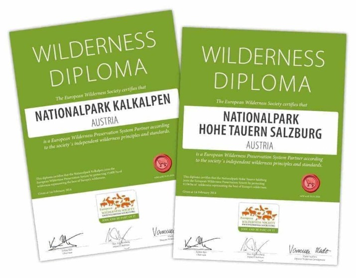 European Wilderness Society Publications - © All rights reserved