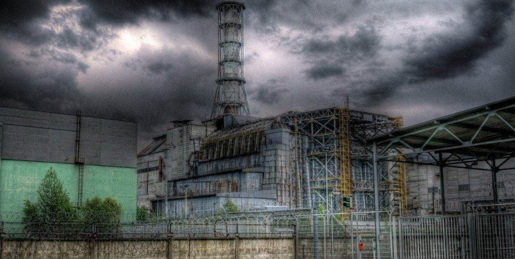 Wilderness and Wildlife in Chernobyl in the Ukraine and Belarus