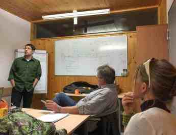 Strategy Meeting of the EWS