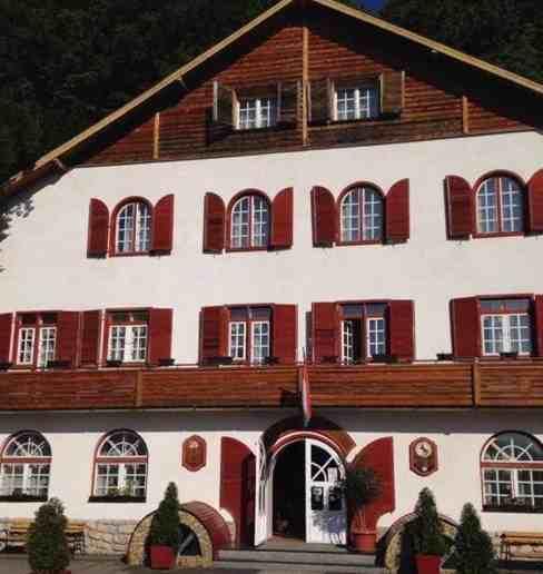 Carpathian Convention Sustainable Tourism Workshop