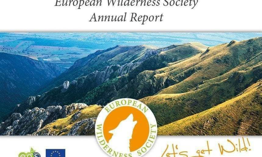 European Wilderness Society publishes Annual Report 2015