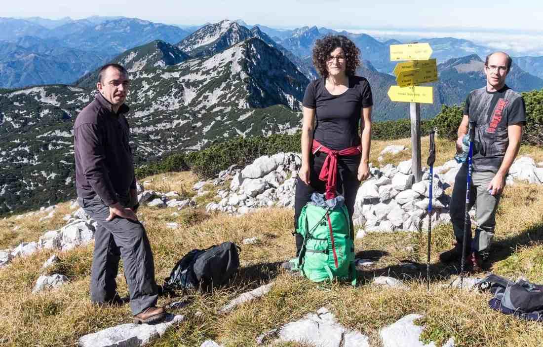 WIlderness Exchange Programme Kalkalpen 92.dng - © European Wilderness Society CC BY-NC-ND 4.0