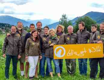 The European Wilderness Society Team