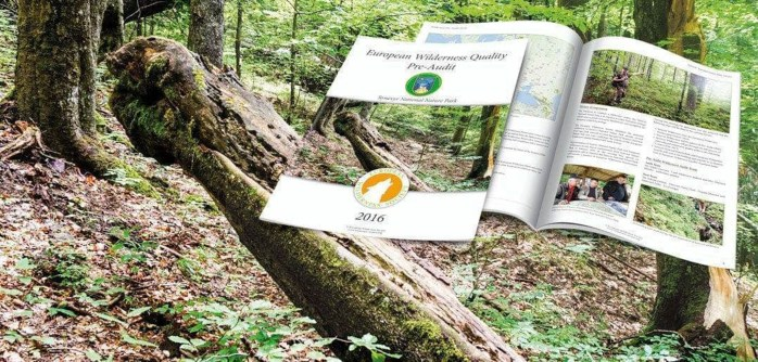European Wilderness Quality Standard Pre-Audit Report Synevyr Wilderness