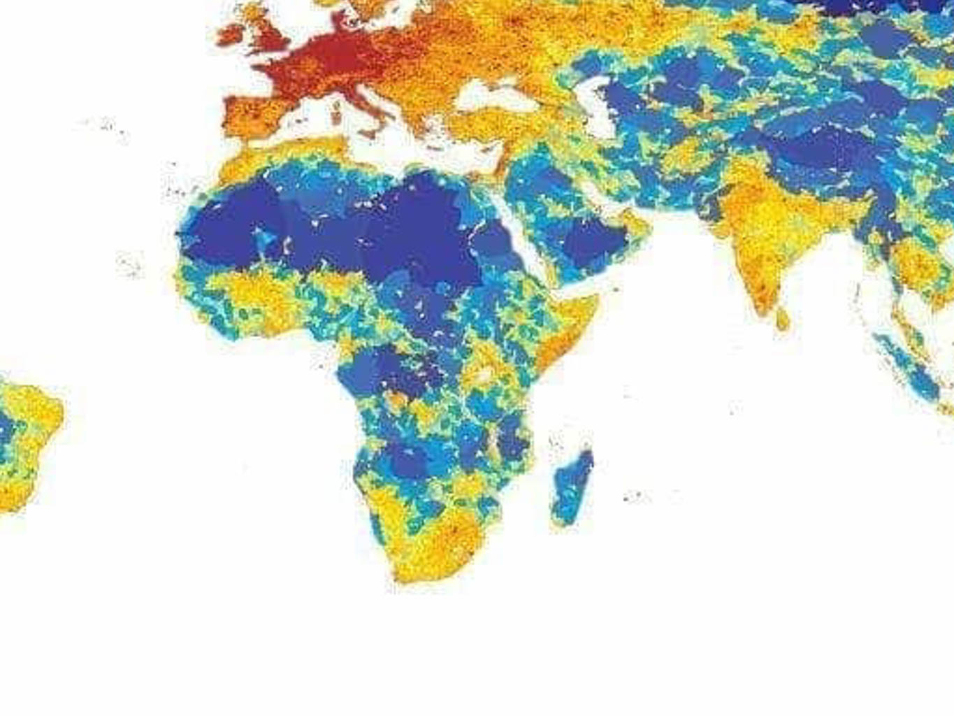 First time ever: A global map of roadless areas