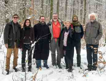 Beech Forest Meeting in FH Eberswalde