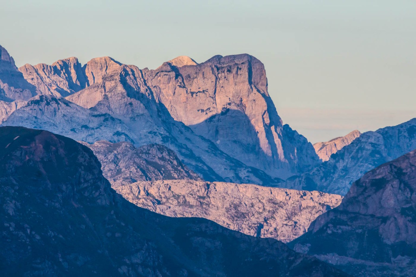 Albania, Early morning in Damned Mountains (Prokletije).jpg - © European Wilderness Society CC BY-NC-ND 4.0