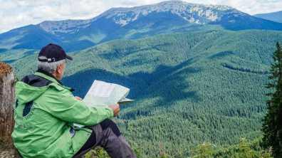 Gorgany Strict Nature Reserve 1348