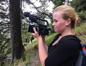 Dutch Film team in the Tatras, Slovakia 0003.jpg - European Wilderness Society - CC NonCommercial-NoDerivates 4.0 International