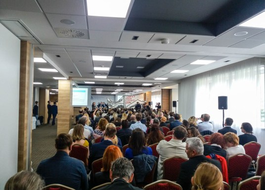 UNECSO Conference on sustainable tourism development in Central Europe