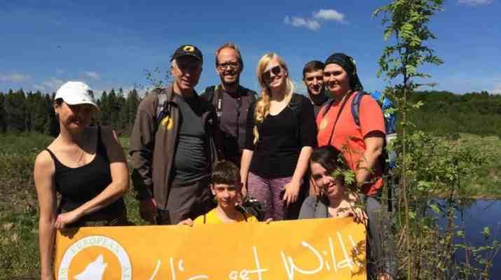 Dutch-film-team-in-Zacharovanyy-Kray-Wilderness-Ukraine-0027.jpg - European Wilderness Society - CC NonCommercial-NoDerivates 4.0 International